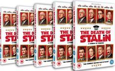 Win The Death of Stalin on DVD