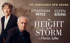 Win tickets to see The Height of The Storm at the Wyndham's Theatre