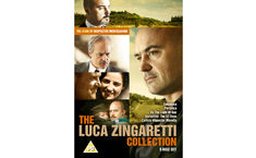The Luca Zingaretti Collection DVD box set