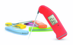 Win a SuperFast Thermapen®Mk4 Digital Thermometer (RRP £64.80)