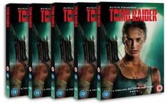 Win Tomb Raider on DVD