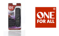 Win TV and entertainment accessories package from One For All