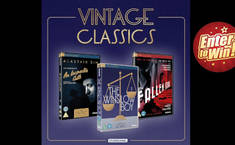 WIN A VINTAGE CLASSICS BLU-RAY BUNDLE INCLUDING THE NEWLY RESTORED EDITION OF THE WINSLOW BOY