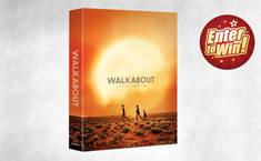 Walkabout Limited Edition Blu-rays up for grabs
