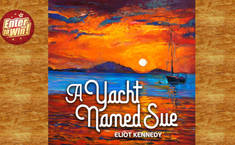 Signed vinyl copies of A Yacht Named Sue, the debut album from songwriter to the stars Eliot Kennedy, up for grabs!